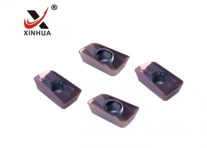 APMT1604 APMT11351135 Carbide Milling Inserts High Performance Compare To Mitsubishi