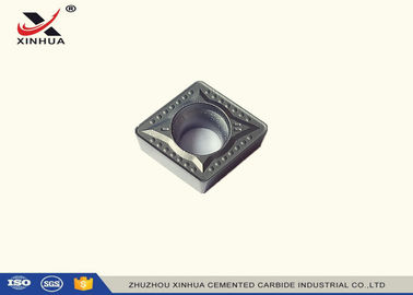 China CCMT09T308 Tungsten Carbide Inserts Suit Tool Holder SCLCR For Semi Finishing supplier