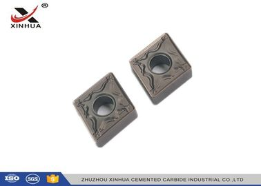 China PVD Coated Carbide Insert Turning Tools , Cnc Turning Inserts CNMG120408 supplier