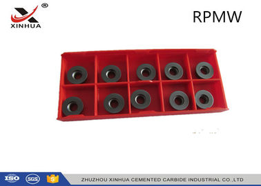 China RPMW Round Solid Carbide Inserts Ring - Shaped Using For Die Sinking Cutters factory