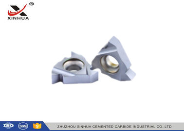 China CVD Coated 22ER Triangle Carbide Inserts For Metal And Steel Turning Cutting factory