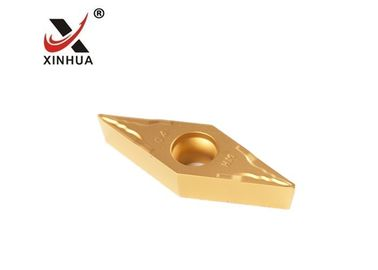 China Original Carbide Turning Inserts VBMT160404 CNC Turning Inserts Wear Resistance factory