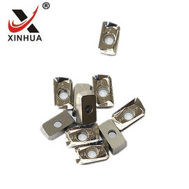 China APKT16 CNC Machine Milling Tools Carbide Inserts For Aluminium And Nonferrous Metal factory